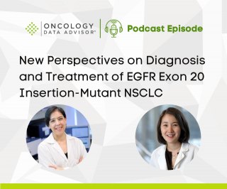 New Perspectives on Diagnosis and Treatment of EGFR Exon 20 Insertion–Mutant NSCLC With Helena Yu, MD, and Maria Arcila, MD