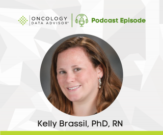 The Promising Effects of Patient-Reported Symptom Data on Survival and Well-Being: A Conversation With Dr. Kelly Brassil